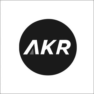 logo akr bw