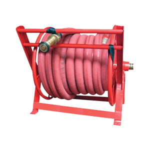 booster hose reel
