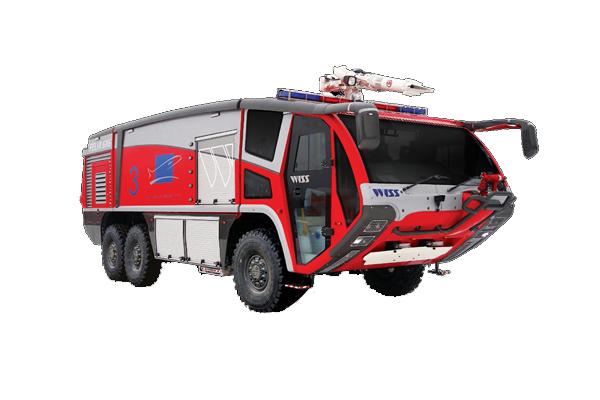 wiss firetruck