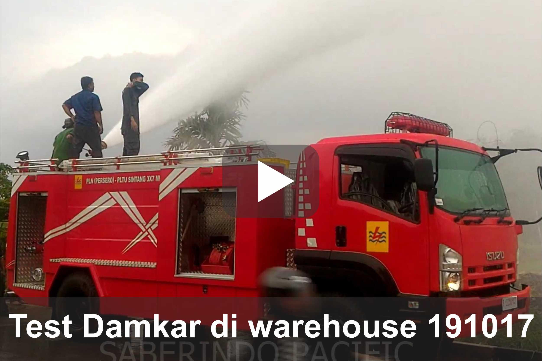 damkar warehouse