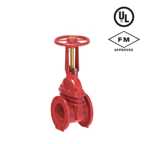 series 145 os&y gate valve