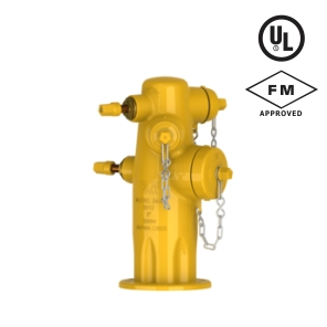 series 24-92 wet barrel hydrant