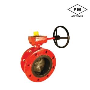 series evfs 75-41 butterfly valve