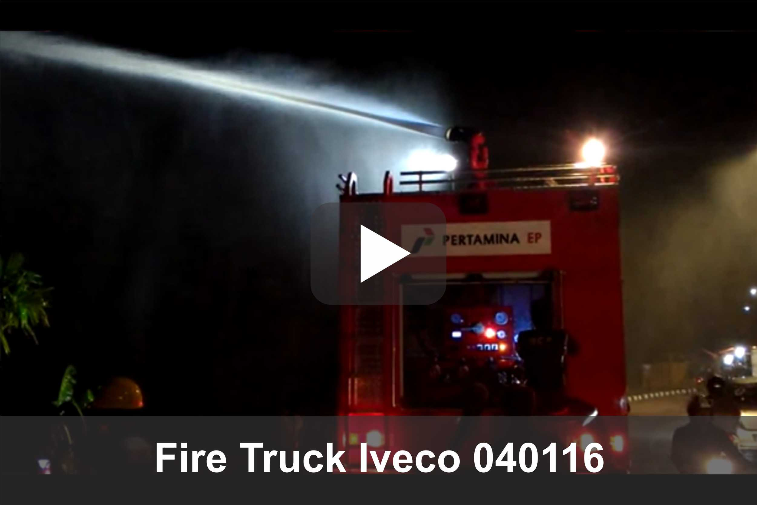 Fire Truck Iveco 040116 2