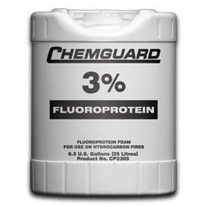 3% fluoroprotein