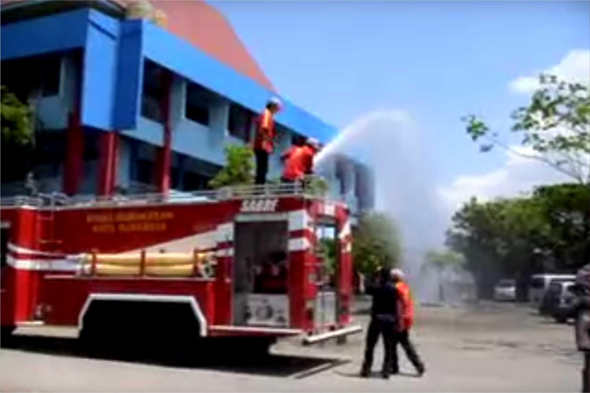 Firetruck Saberindo 300813