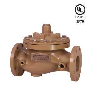 deluge valve model h5
