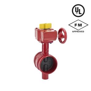 series 815 butterfly valve